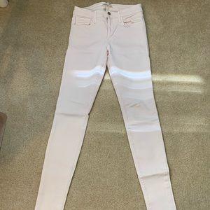 JOES Light Pink Skinny Jeans